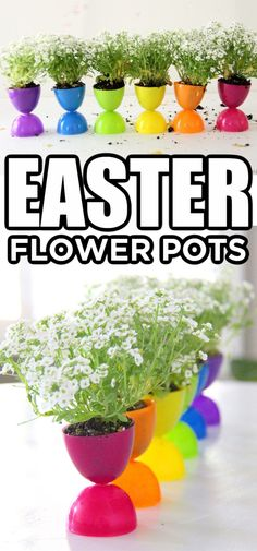 Making Easter Eggs, Plastic Easter Eggs, Easter Crafts For Adults, Easter Egg Crafts, Crafts To Do, Decor Crafts, Easy Diy Costumes, Diy Home Accessories, Diy Bird Feeder
