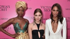 See What Everyone Wore to the 2017 Victoria's Secret Fashion Show After Party. Who said the naked dress was dead?