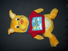 Plush Baby Einstein Puppet (speaks/teaches about the sun and the moon