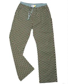 Goodbye Malaria's Shwe Shwe Lounge Pants in afrocentric brown can taken from the bedroom to the boradroom, stylishly. Proceeds from sales go directly to Goodbye Malaria's Spray Program. Buy Online