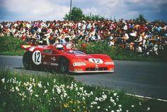 Tonie Hezmans 1971 Alfa Romeo 33