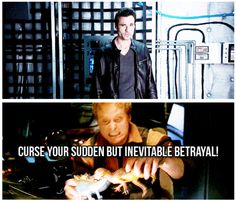 A summary of Ward's relationship with S.H.I.E.L.D.