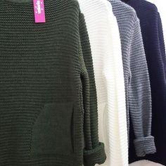 #maglione #costine #tasche #valeria #abbigliamento