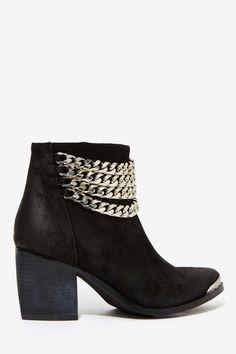 Jeffrey Campbell Bravado Suede Boot | Shop Shoes at Nasty Gal