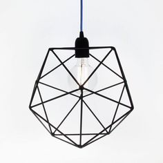 Welcome on board @bigdesignstudio !  Their collection of iron and glass lamps with lightweight structures allows a dual function: table or pendant lamp.  #lighting #archiproducts