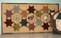 Starryeyed(small) Lovely English Paper Piecing!