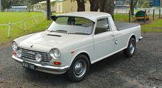 Australian Austin (Holden) 1800 Utility Pick-Up 1800cc 4 cylinder BMC engine