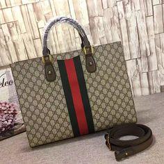 aca7e27ed446 42 Popular Gucci Tote Bags images | Gucci tote bag, Bags, Tote Bag