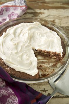Paula Deen Iron Skillet Brownies  Would use alternate to marshmallow topping too rich