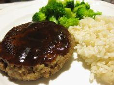 Japanese Hambagu (Hamburg) Steak from Food.com This is a popular Japanese dish, sort of a really tasty take on salisbury steak. Its quick, cheap, easy and sooo good. Panko bread crumbs are key here..
