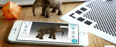 New mobile app Qlone turns your smartphone or tablet into a high-resolution scanner New Mobile, Mobile App, Best Ar Apps, Scanner 3d, Scan App, 3d Scanners, Smartphone, Apple New, Illustrations
