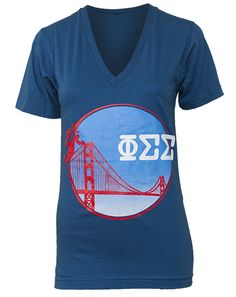 Phi Sigma Sigma. Designed by my Phi Sigma Sigma Delta Gamma chapter in SF