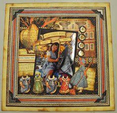 Jane Tregenza: Graphic 45 Layout Gallery