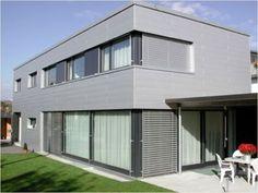 metal facade cladding: aluminium SIDING PREFA ALUMINIUMPRODUKTE