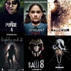 María Luján (@MldelasHeras) | Twitter Horror Icons, Horror Films, Cinema Movies, Film Movie, Orphan Movie, Newest Horror Movies, Scream Movie, Night Film, Image Film