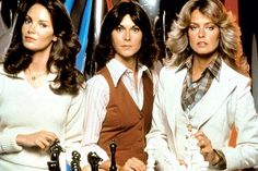 Charlie's Angels! The original was certainly the best!