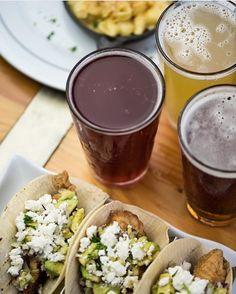 Tuesday's call for tacos Tuesday special: fish tacos jicama avocado salsa feta cheese pickled onion Taco Tuesday Specials, New Hope Pa, Pickled Onions, Fish Tacos, Logan, Feta, Salsa, Avocado, Cheese