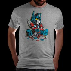 Autoblocks   Qwertee : Limited Edition Cheap Daily T Shirts   Gone in 24 Hours   T-shirt Only £8/€10/$12   Cool Graphic Funny Tee Shirts