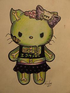 My favorite zombie HK.