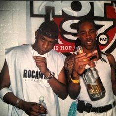 Jay Z & Busta Rhymes