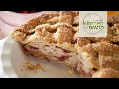 Apple-Cranberry Pie - What's the Prettiest Holiday... - Blogs & Forums