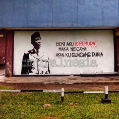#muralnesia - A photoblogging with a note about mural | graffiti | stencil | wheat paste | sticker art | tape art | street art | public art| urban | city | indonesia | all picture taken by @367113