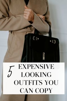 5 Combos That Will Always Look Like Expensive Outfits - MY CHIC OBSESSION