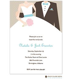 Elopement Invitations And Informal Gathering After The Wedding Eloping Party
