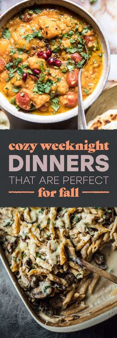 7 Cozy Weeknight Dinners That Are Perfect For Fall