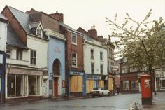 City Gallery, Banks Building, Leicester, Westminster, 1980s, Entrance, Saints, Street View, History