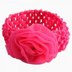 With special decorative design, this product is extremely attractive and beautiful Bright color makes your baby lovely and pretty Made of good material, they are soft and comfortable Fashion stretchy headband/ hair band Fancy design with good quality Suitable for any occasion  Specifications Color	Rose Material	Cotton Size	Free size ( Elastic ) Age	1 -5 years old Weight	10g / 0.35 oz  Package Includes 1 x Baby Hair Rose Flowers Headband for Baby Rose  From HK  RM13 each PRE ORDER now..
