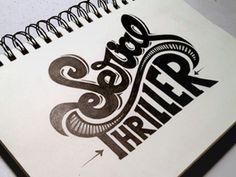 Serial Thriller by Joseph Cornelia
