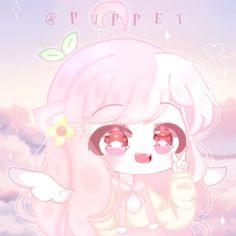 Anime Kitten, How To Shade, Youtube Channel Art, Manga Girl, Softies, Cute Drawings, All Art, Pink Girl, Fantasy Art