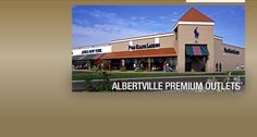 Albertville Premium Outlets, the largest of Minnesota's outlet centers with 100 shops, is located on I-94 between Minneapolis and St. Cloud. The focus here is on designer fashions and sportswear. Brands include Calvin Klein, Michael Kors, Kenneth Cole, Puma and Columbia Sportswear Company.   #exploremn
