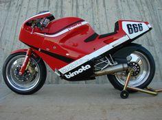 1986 Bimota DB1 By Loudbike
