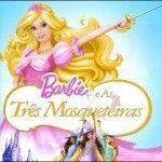 Filme da Barbie em As Três Mosqueteiras