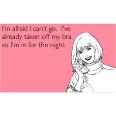 So basically, every night.
