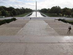 flavjo70 travel & dreams: Lincoln Memorial...Washington DC: I have a dream!
