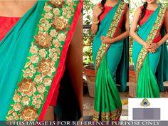 Stylish Designer inspired Saree