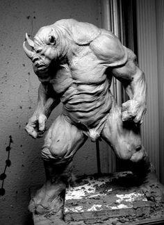 The Rhino by dankatcher on deviantART