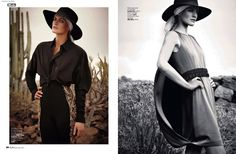 WESTERN ANDALOU: MAXIME VAN DER HEIJDEN BY LUC PRAET FOR L'EXPRESS STYLES 26TH JUNE 2013