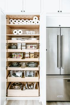 Design rules for a beautiful and organized kitchen