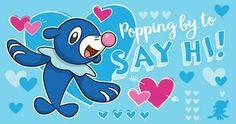 Pokemon Tv, Pokemon Fan Art, Pokemon Games, Pokemon Go Photos, Gary Oak, New Shadow, Valentines Day Pictures, Smurfs, Pokemon Valentines
