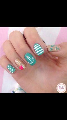 Diseños de Uñas de ByH