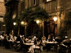 Facts about Italian cafes (bars) and types of coffee