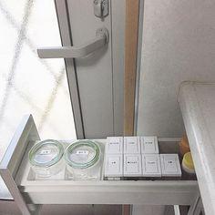 """キッチン周りをすっきり綺麗に♡料理がはかどる""""プチプラ収納術"""""""