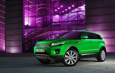Range Rover Evoque by Alexey Bykov