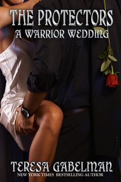 Twin Sisters Rockin' Book Reviews: Review of A Warrior Wedding (The Protectors, #7) b...