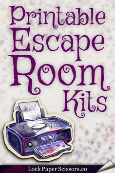 These escape room kits claim to be the easiest way to be an escape room designer for a night. Turns out they& pretty good. Family Game Night, Family Games, Games For Kids, Activities For Kids, Crafts For Kids, Escape Room, Craft Projects, Projects To Try, Summer Activities