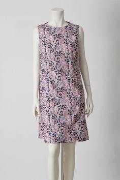 型紙通販、シンプル&ミニマルなドレス